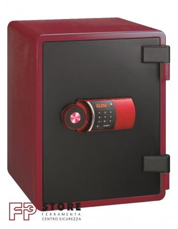 Joy 031 Cassaforte a mobile elettronica Red