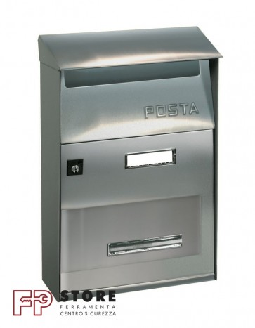 Ft Inox Cassetta Postale Alubox
