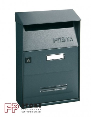 Ft Ghisa Cassetta Postale Alubox