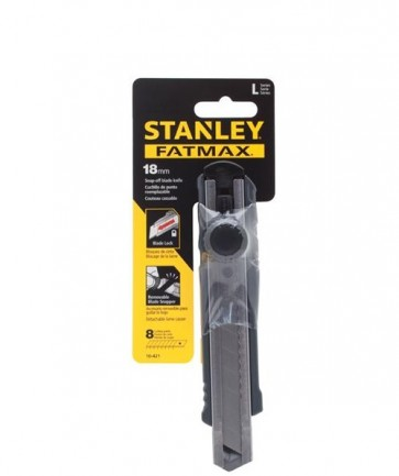 10-421 Cutter FatMax 18 mm Stanley