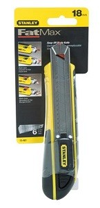 0-10-481 Cutter FatMax 18 mm Stanley