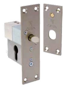 21914-21915 Elettropistone di Sicurezza con Scrocco Opera