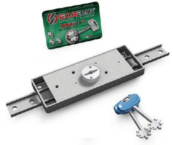 2200XZB4508A32 Serratura Securemme