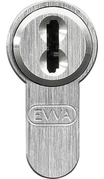Evva 4KS E-Code doppio cilindro chiave con assicurazione CARE +