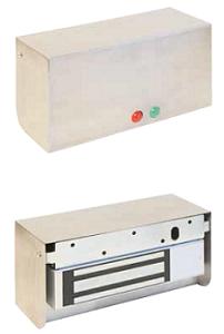 """55003 Elettromagnete con Elettronica di Gestione Integrata """"Exit System"""""""