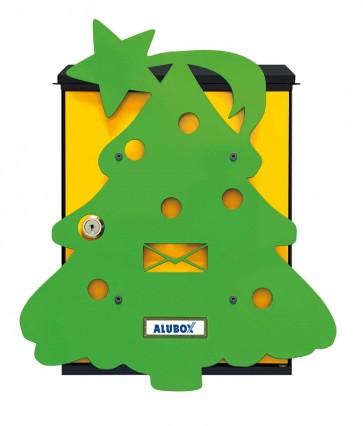 Albero Verde Cover Per Cassetta Alubox Mia
