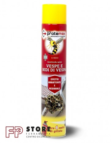 Insetticida spray vespe