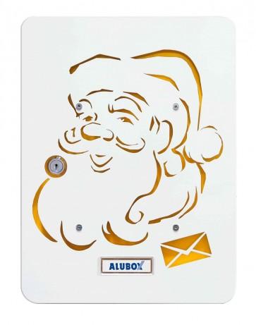 Babbo Natale Box+Cover Alubox Mia