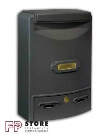 Europa Maxi Cassetta Postale Alubox-Ghisa