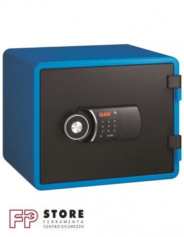 Joy 020 Cassaforte a mobile elettronica Blue