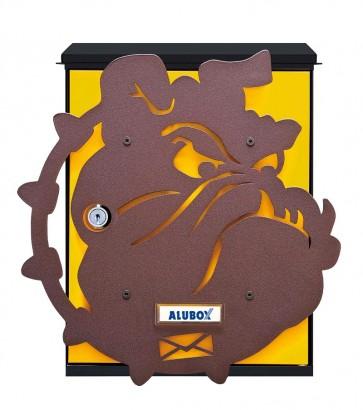 Bulldog Box+Cover Alubox Mia