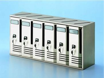 C6 Cubo Composto Casellari Postali Alubox