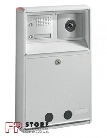 Cassetta postale video citofono 2008 bianca - Caspim