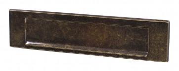 Copriferitoia Cfr Ottone brunito Alubox