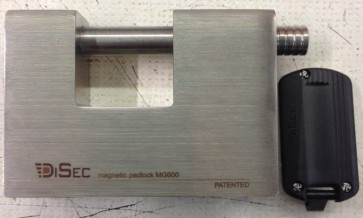 MG600 Lucchetto magnetico Disec