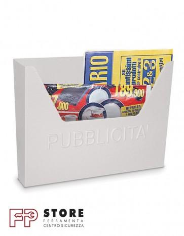 Hellas Pubblicità Alubox-Bianco