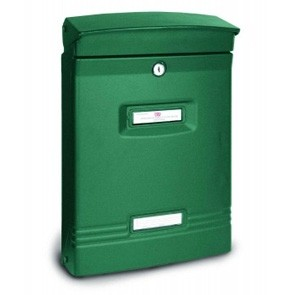 Ibiza Cassetta Postale Alubox Verde