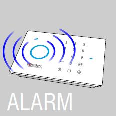 INN1 Centralina Wireless Disec