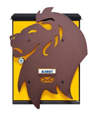Leone Box+Cover Alubox Mia