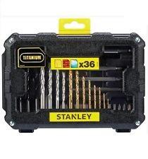 STA7222-XJ Set Per Forare Ed Avvitare Stanley