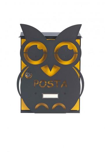 Gufo Cover Per Cassetta Alubox Mia