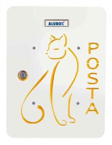 Micio Box+Cover Alubox Mia