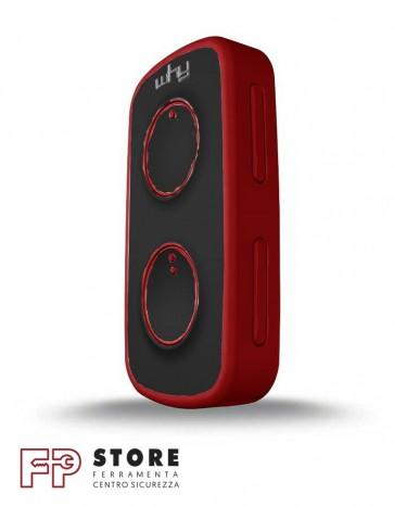 Telecomando cancello 4 canali Why Evo Mini Rosso