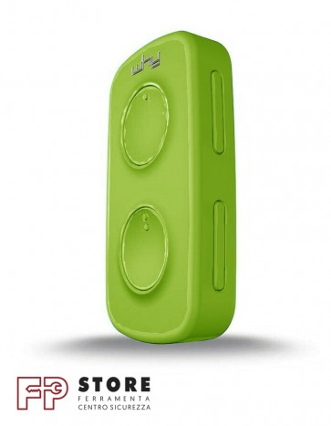 Telecomando cancello 4 canali Why Evo Mini Verde