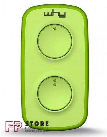 Telecomandi cancello 2 tasti Why Lite Mini