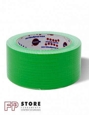 Nastro Americano verde 50 mm
