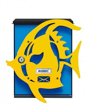 Pesce Box+Cover Alubox Mia
