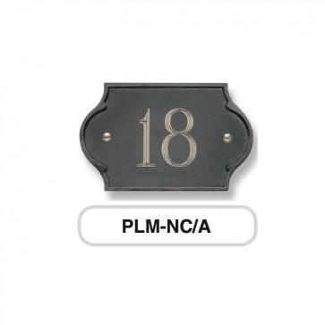 PLM-NC/A Pulsantiera in Ottone Morelli