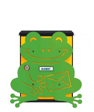 Rana Box+Cover Alubox Mia