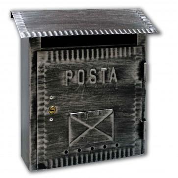 Rustica Reeco Cassetta Postale Alubox