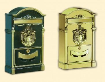 Residence Ottone Cassetta Postale Alubox