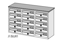 J15 Jumbo Lux1 Casellari Postali Alubox