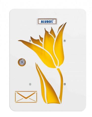 Tulipano Cover Per Cassetta Alubox Mia