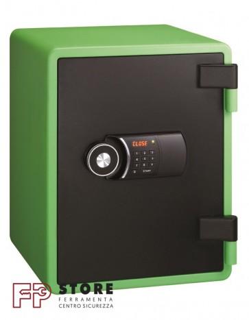 Joy 031 Cassaforte a mobile elettronica Green