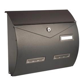 Busta Cassetta Postale Alubox-Ghisa