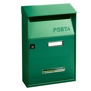 Ft Verde Cassetta Postale Alubox