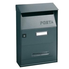 Ft Ghisa Cassetta Postale Alubox