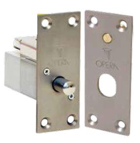 21812 Elettropistone di Sicurezza con Elettronica Integrata Opera