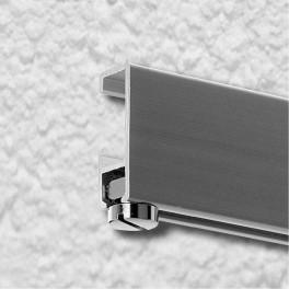 605 Binario Alluminio Tahuma