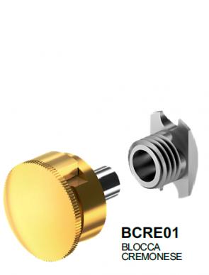 BCRE01 Blocca Cremonesi Disec