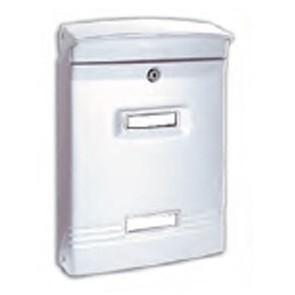 Ibiza Cassetta Postale Alubox-Bianco