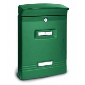 Ibiza Cassetta Postale Alubox-Verde