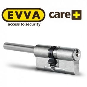 Evva ICS cilindro chiave codolo con assicurazione CARE +