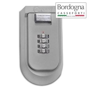 Keyguard Combi portachiavi blindato Bordogna