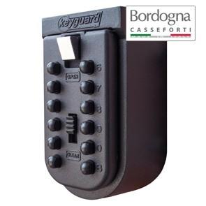 Keyguard Digital portachiavi blindato Bordogna