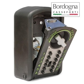 Keyguard XL portachiavi blindato Bordogna